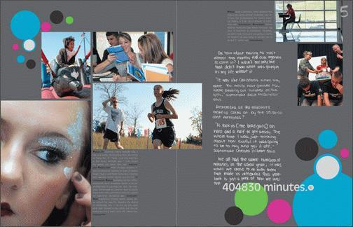 8 Current Design Trends to Inspire Your Yearbook - The Yearbook Ladies