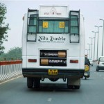 Inspiration from Bus Advertising