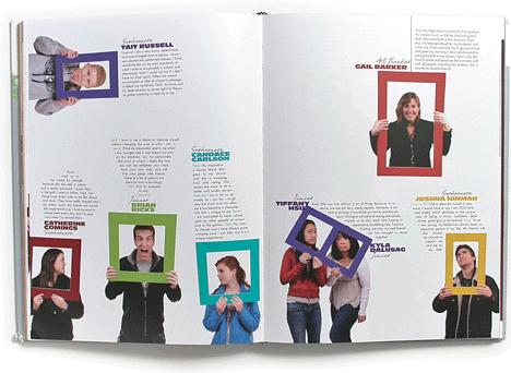 Yearbook Profile Ideas-Part 1-The Design--The Yearbook Ladies