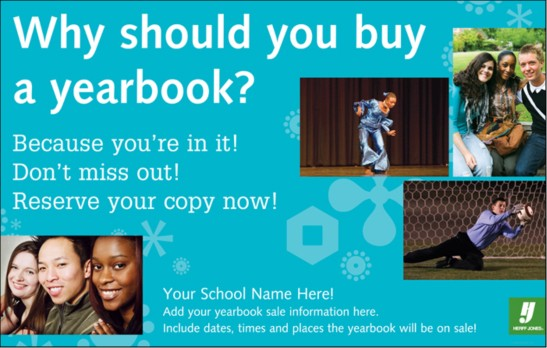 Funny Yearbook Promotion Ideas: Yearbook Slogans