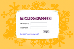 Access your Yearbook
