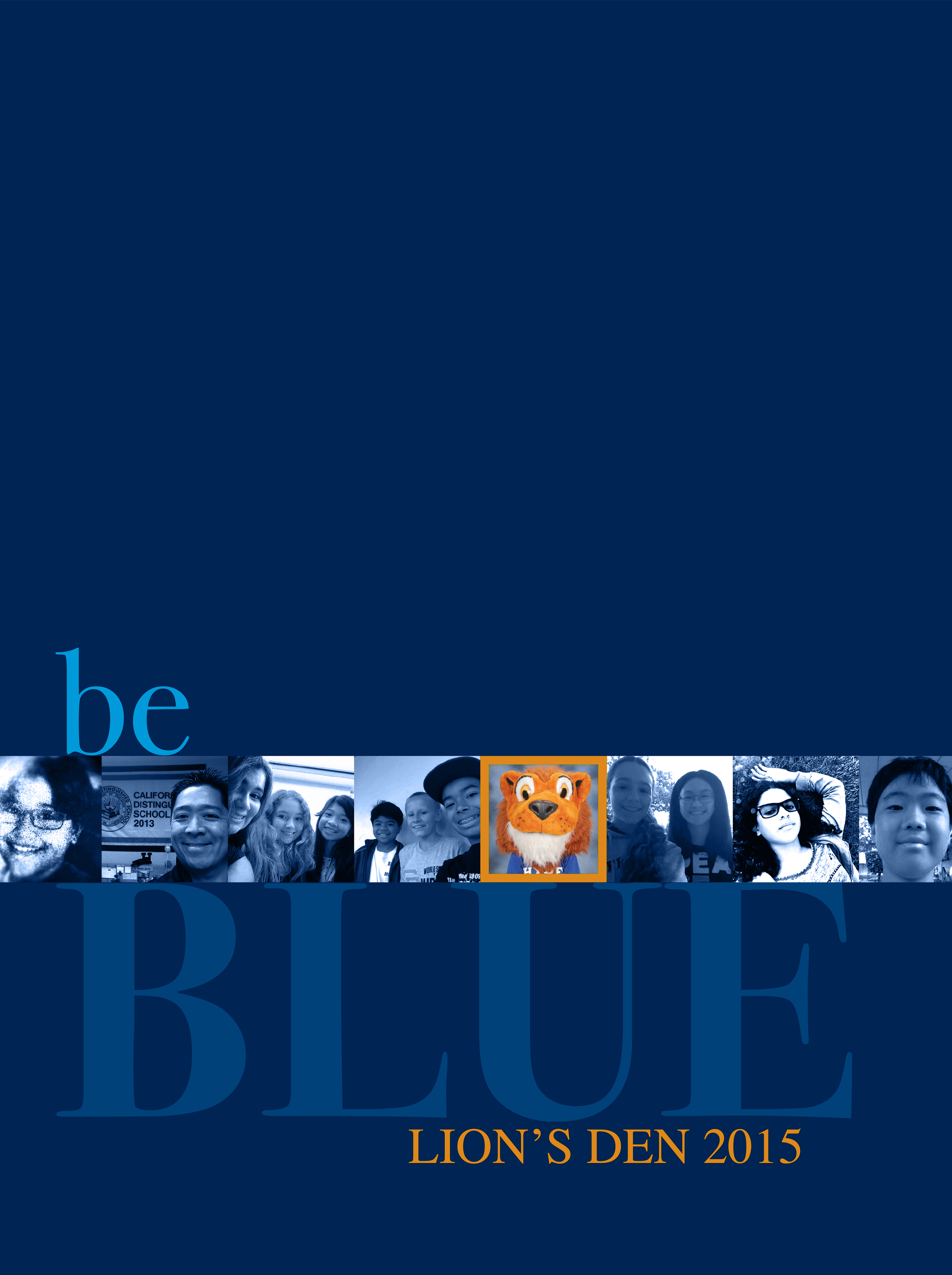 Be Blue
