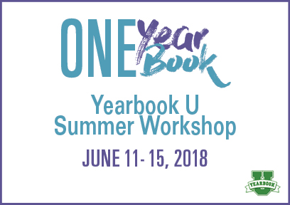 Yearbook U Summer Workshop