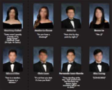 How to Pick Your Senior Quote